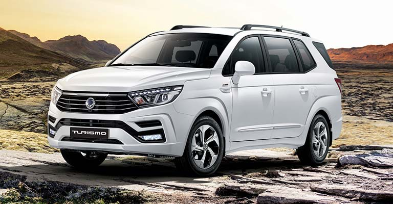 SsangYong <strong>Turismo</strong>